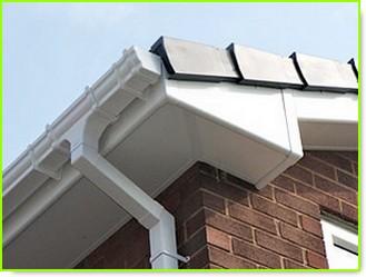 Upvc Fascias Soffits Staffordshire Roof Right
